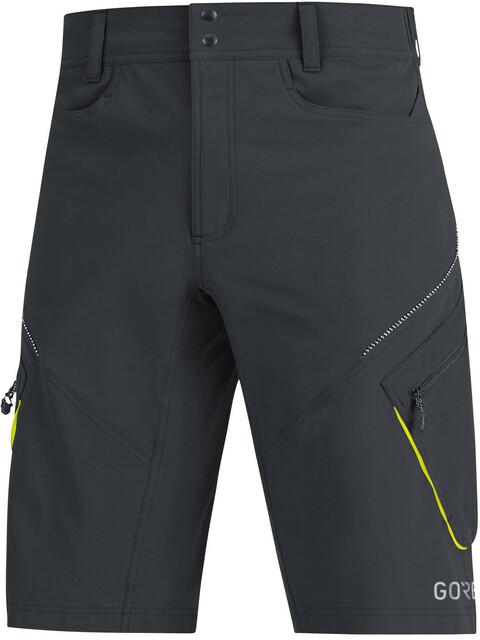 GORE WEAR C3 Trail Shorts Men black